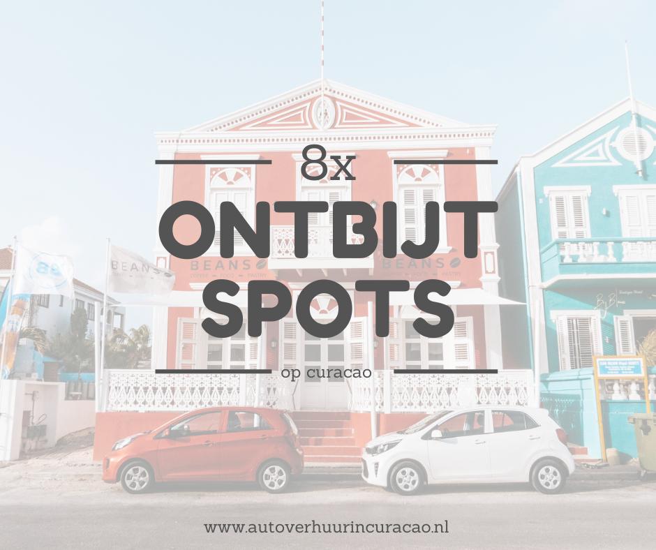 blog curacao 8x ontbijt spots op Curacao